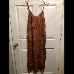 Forever 21 Abstract Maxi Dress